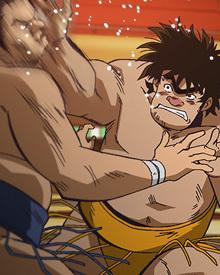 Abarenbou Rikishi!! Matsutarou 19